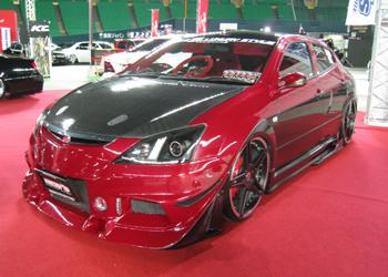 【option2賞】福岡国際カスタムカーコンテスト2009